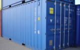Staalcontainer 1